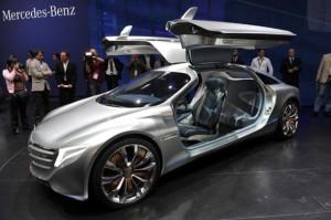 Mercedez-Benz F125 concept