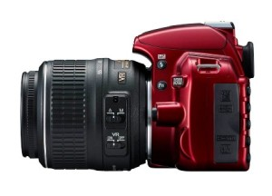 red d3100 dslr price