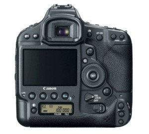 EOS-1D X back
