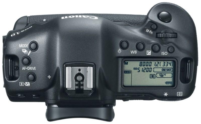 EOS-1D X top