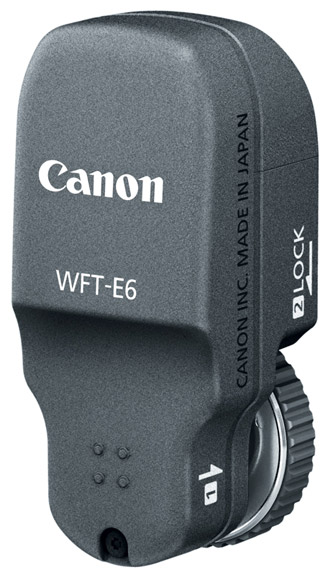 canon WFT-E6