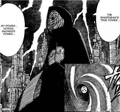 is tobi really madara