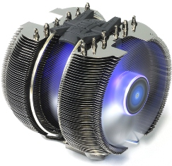 Zalman CNPS12X High-End CPU Cooler is a Beast!