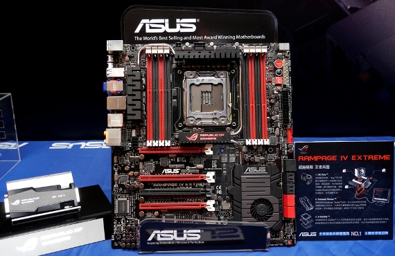 Asus ROG Rampage IV Extreme specifications