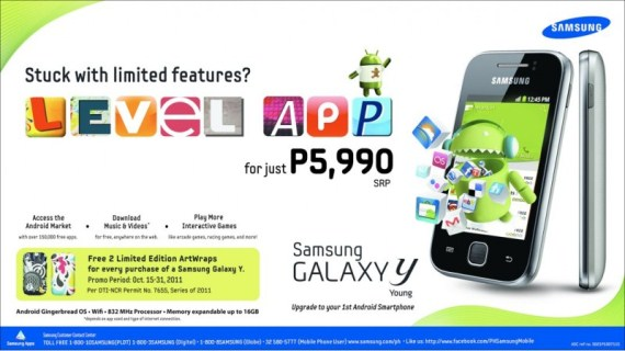 Samsung Galaxy Young Philippines