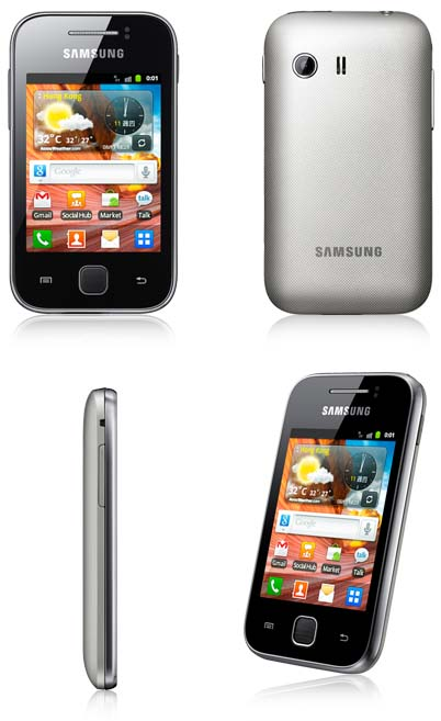 samsung galaxy young specs