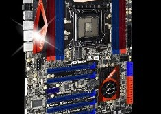 asrock transformers-themed x79 motherboard