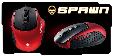 cooler master storm spawn mouse review