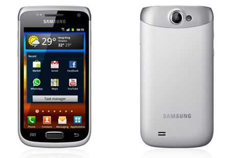 Samsung Galaxy W Wonder I8150 Price Specifications And