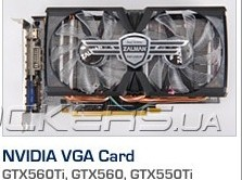 zalman geforce gtx video cards