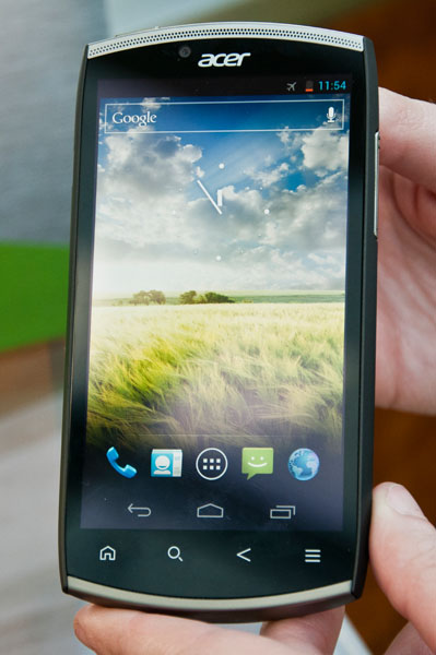 acer cloudmobile specifications