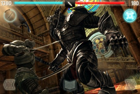 infinity blade ii for iphone