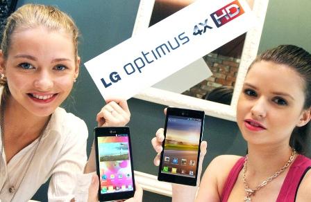 lg optimus 4x hd specs philippines