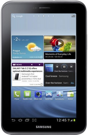 samsung galaxy tab 2 specifications