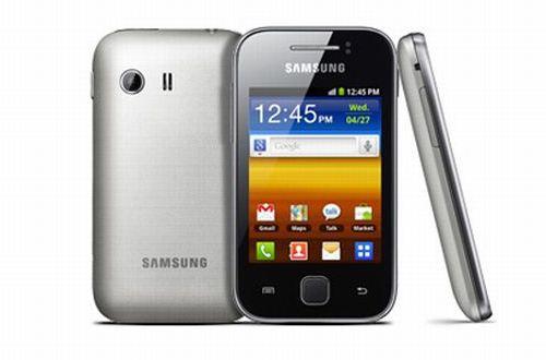 samsung galaxy y s5360 firmwares