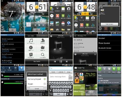 6 Awesome Custom Roms for Samsung Galaxy Y S5360