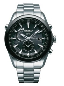 Must See Seiko Astron GPS Solar Watch: A first of it's kind