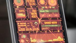 docomo sh-06d nerv edition smartphone