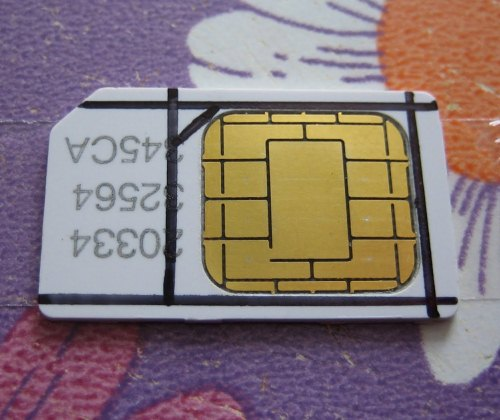 how to make micro sim