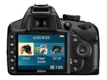 nikon d3200 specifications
