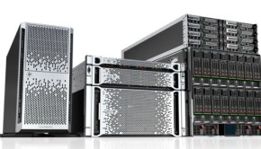 self sufficient HP ProLiant Gen8 servers
