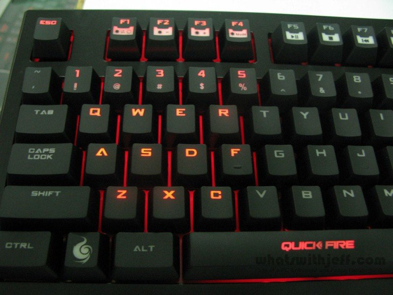 Cm Storm Quick Fire Pro Mechanical Gaming Keyboard Review