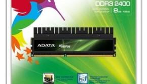 ADATA XPG Gaming DDR3 2400G Dual channel 8GB