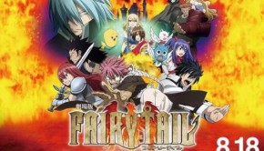 fairy tail movie