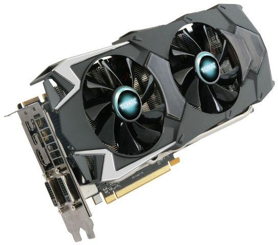 Sapphire Radeon Hd 7970 6gb Toxic Edition Fastest Card