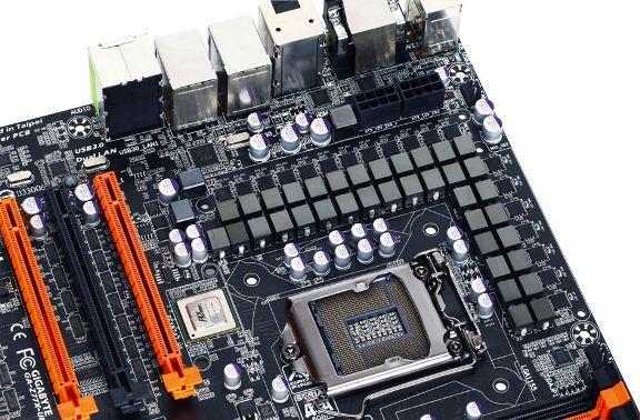 Gigabyte Z77X-UP7 motherboard