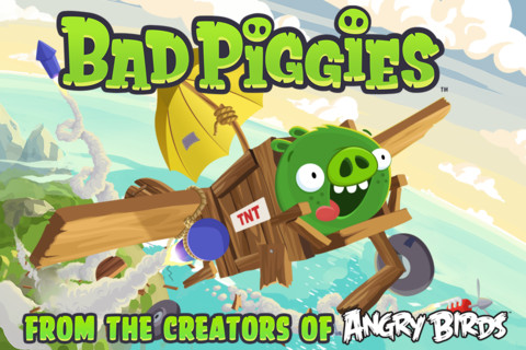 install bad piggies for samsung galaxy y