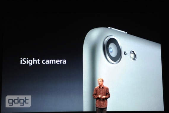 Imagining iPhone 5S and iPhone 5C: iSight and FaceTime cameras ...