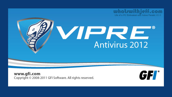 vipre antivirus 2012 review