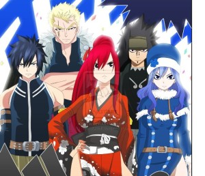Fairy Tail 304: The Last Day of Daimatou Enbu (Released)
