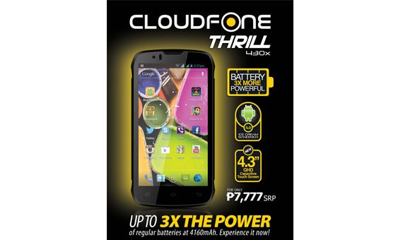 Cloudfone Thrill 430x innos d9