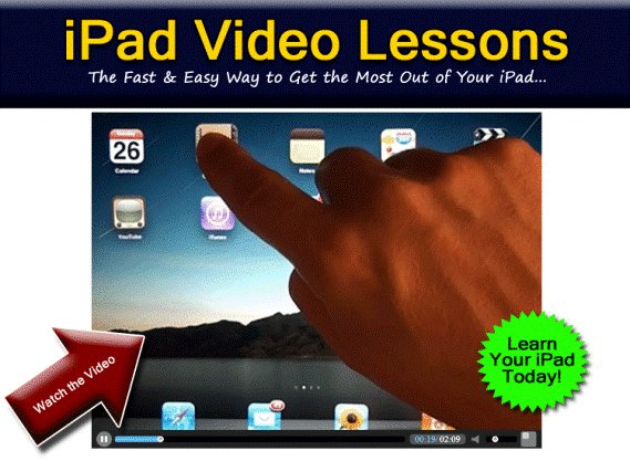ipad user guide for seniors