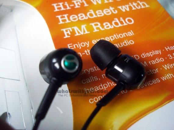 Sony Ericsson HPM-78 Earphones
