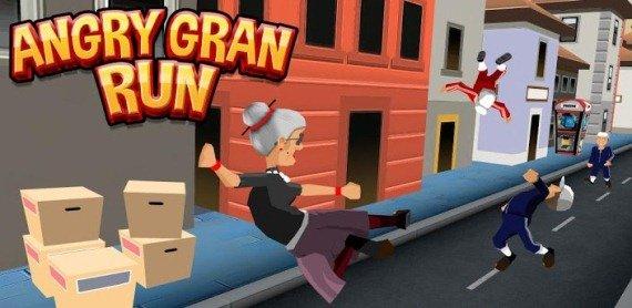 angry gran run apk