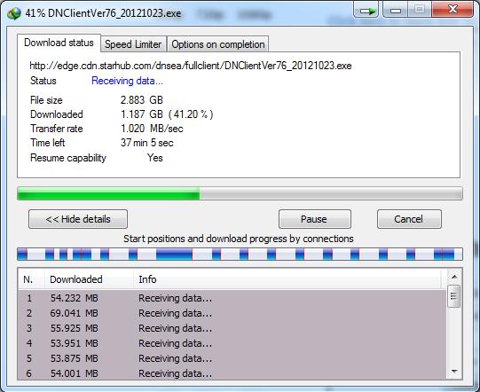 globe unli data plan download speed