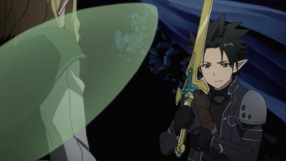 sword art online 24