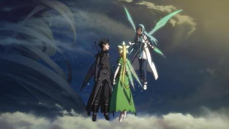 sword art online 25 review