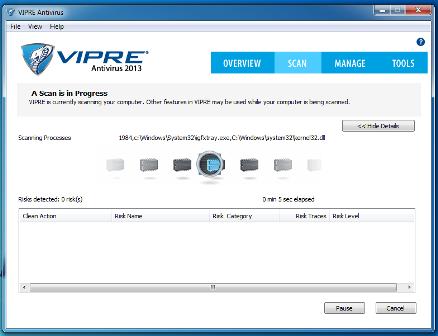 vipre antivirus 2013 d