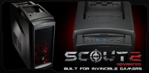 Cooler Master CM Storm Scout 2 Advance Unleashed!