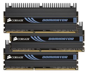 corsair dominator gt 12gb triple channel