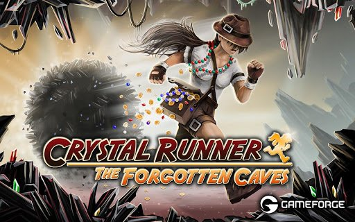 download crystal caves apk