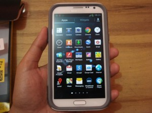 OtterBox Commuter Series for Samsung Galaxy Note 2 Review