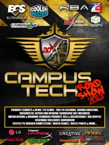 ADX Arena Presents Campus Tech Road Show 2013