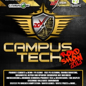 ADX campus tech road show 2013