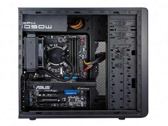 cmforce water cooling