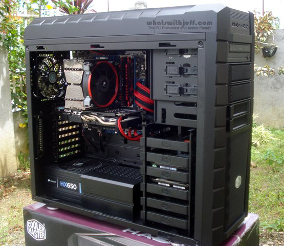 build gaming computer
